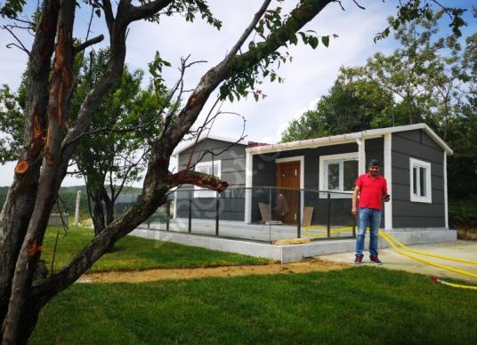 Çatalca Subaşı'da Satılık Müstakil Ev - Dış Cephe