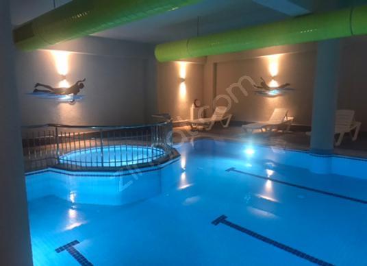 BİZİM EMLAKTAN Mudanya Güzelyalıda Satılık Rezidans LÜKS Daire - Yüzme Havuzu