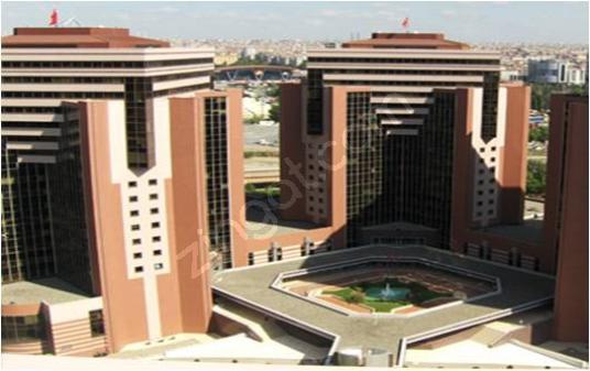 Yeşilköy Dünya Ticaret Merkezi EGS Bloklarında Satılık Lokanta - Site İçi Görünüm