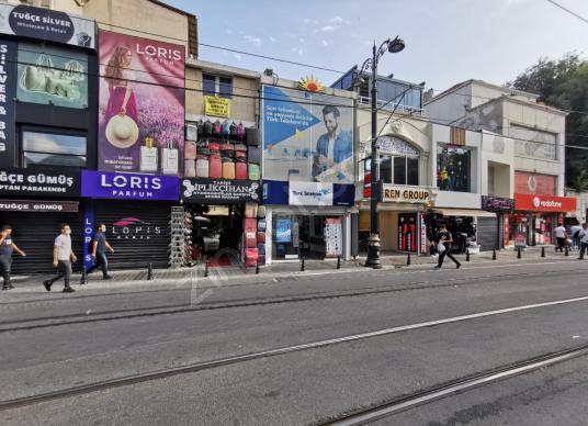 Beyazıt Tramvay Yolu Üzerinde Satılık Dükkan Mağaza Komple Bina
