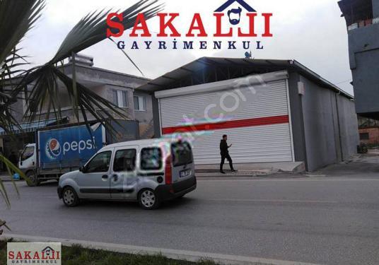 KARATAŞ BULVARINDA ZİRAİ SATIŞA UYGUN SATILIK 288 M2 İŞYERİ! ! ! - Açık Otopark