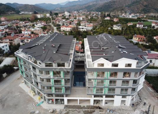 Tan İnşaat'tan Dalaman'da Havuzlu 2+1 Rezidans Dairele