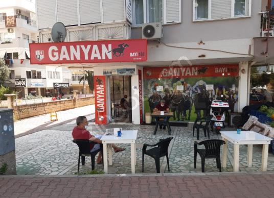 Muratpaşa Şirinyalı'da Devren Satılık Ganyan Bayisi