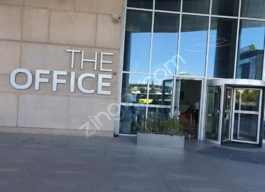 *mall of rezidans ofis 140m²satılik - Balkon - Teras