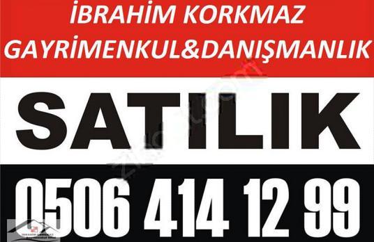 KONYA MERAM DERE 5700m2 MÜSTAKİL TARLA - Logo