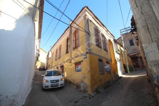 Bergama Talat Paşa Mahallesi Satılık 3+1 Tarihi Rum evi - Sokak Cadde Görünümü