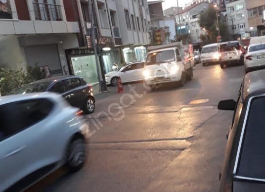 150 Metrekare Kiralık Dükkan - Sokak Cadde Görünümü
