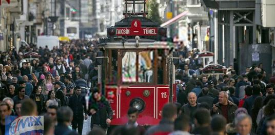 * Taksim İstiklal Caddesi'nde Meydana Yakın Kiralık Dükkan - Çocuk Oyun Alanı