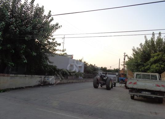 BESTE'DEN AKKAPI MAH. ANA YOL CİVARI 250 M2 İMARLI SATILIK ARSA - Sokak Cadde Görünümü