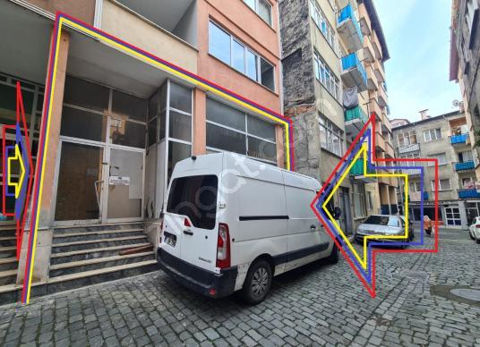 MERKEZ POSTANE KARŞISINDA KİRALIK DÜKKAN / MAĞAZA ! - Sokak Cadde Görünümü
