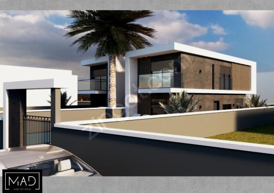 Şifne de Özel Tasarım Müstakil Villalar
