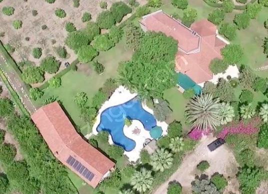 Antalya Kemer de 13 Dönüm Çiftlik ve Ultra Lüks Villa