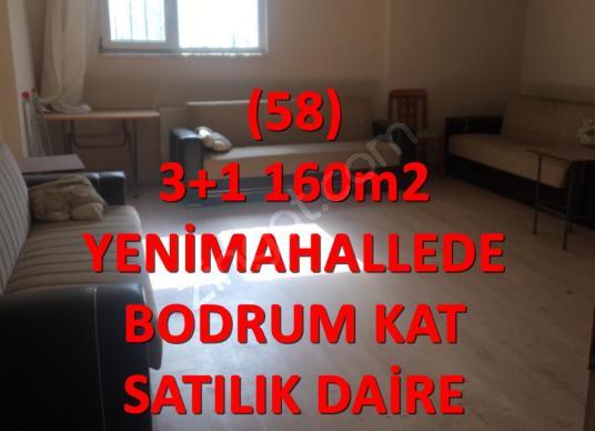 58-ŞEKER EMLAKTAN 3+1-160m² SATILIK DAİRE