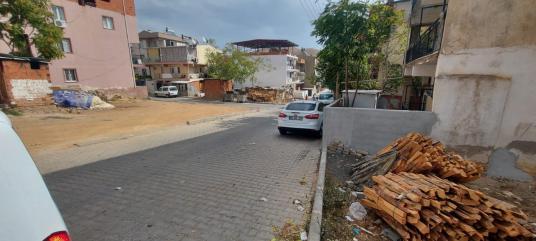 MENEMEN IRMAK MAHALLESİNDE SATILIK 3 KAT İMARLI 145 m2 ARSA - Sokak Cadde Görünümü