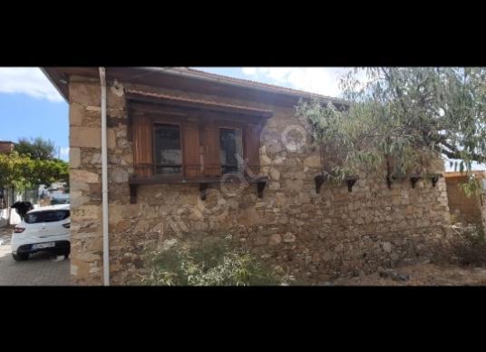 Seferihisar Orhanlı'da Satılık Taş Köyevi - Manzara