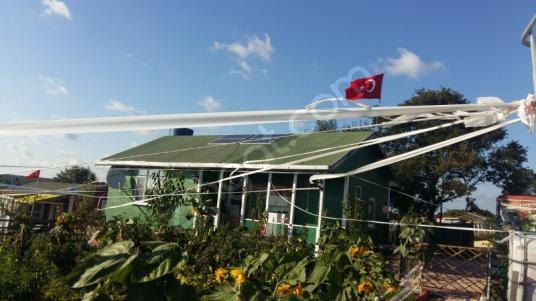 Çatalca Hallaçlı'da Satılık Müstakil Ev - Site İçi Görünüm