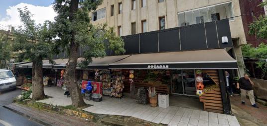 Sarıyer Çayırbaşı'nda Cadde Üzerinde Kiralık Dükkan