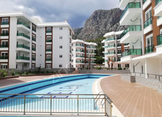 Sarısuda süper lüks 2+1 satılık residence daireler