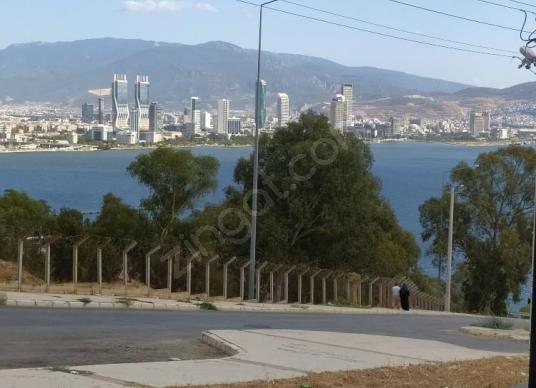 TURYAP BORNOVA'dan Full Deniz Manzaralı 2+1 Kapalı Mutfak 75 m2 - Manzara