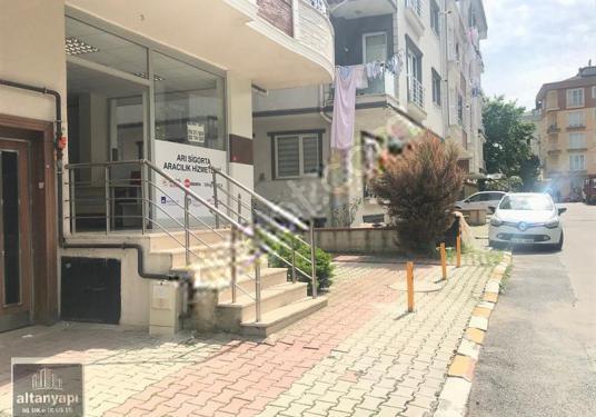 ALTAN YAPI'DAN MERKEZİ KONUM'DA SATILIK İSKANLI DEPOLU DÜKKAN - Balkon - Teras