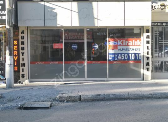 Bakırköy İstanbul Caddesi Üzerinde 2 Katlı ve Bahçeli Dükkan