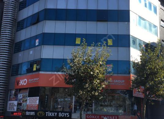 Mahmutbey Caddesine Cephe Cadde Üstü 1200 m2 7 Kat Satılık Plaza - Açık Otopark