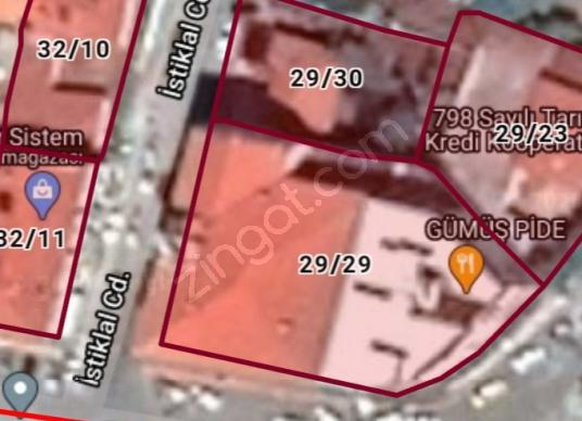 ACİLEN 2 ADET KİRALIK DÜKKAN(OFİS) - Harita