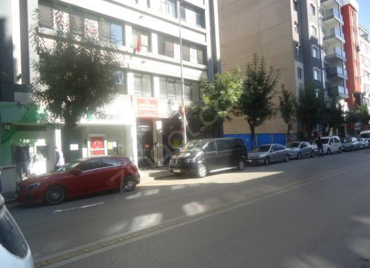 SATILIK LÜKS OFİS SAKARYA 1.CADDE 2. NOTER ÜZERİNDE - Sokak Cadde Görünümü