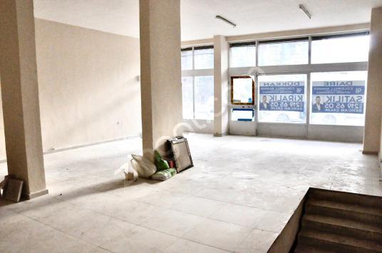 Mamak Arif Yaldız Caddesinde 150 m2 Depolu Satılık Dükkan - Balkon - Teras