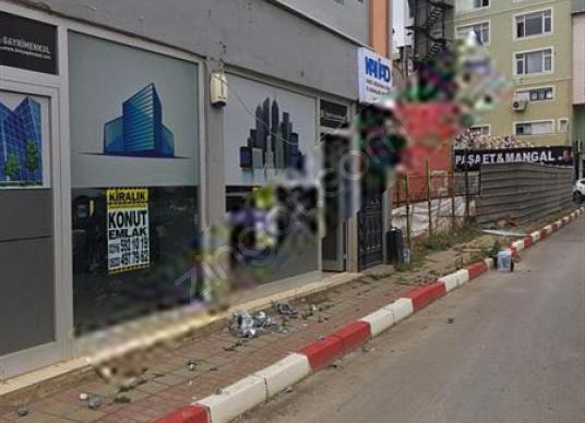 KİRALIK OFİS - Sokak Cadde Görünümü