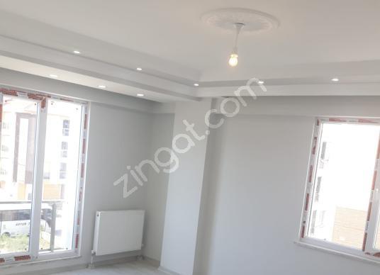 ÇORLU ÇOBANÇEŞME MAHALLESİ 2+1 110 m2 SATILIK SIFIR DAİRE - Salon