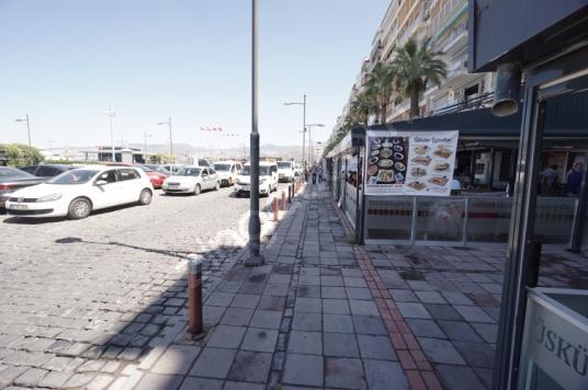 Konak Alsancak'ta Satılık Cafe / Restoran / Bar