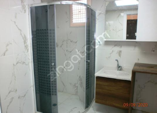 HK EMLAKTAN KUŞADASI EGE MAH SATILIK 1+1 DAİRE - Banyo