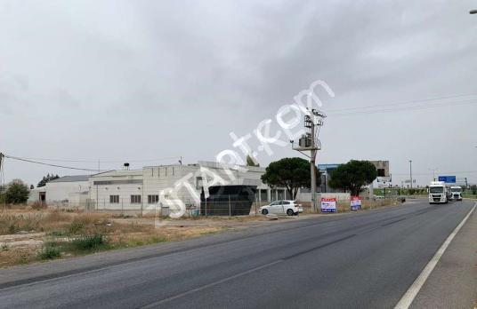 Balıkesir Merkez Kiralık Fabrika Binası / Depo ve Showroom