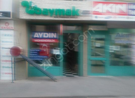 çakırbay emlakdan satlık dükkan - Dış Cephe