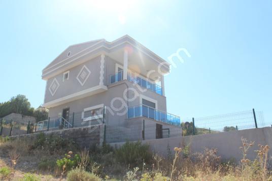 Menemen Villakent'te Önü Açık Satılık Sıfır Dubleks Villa