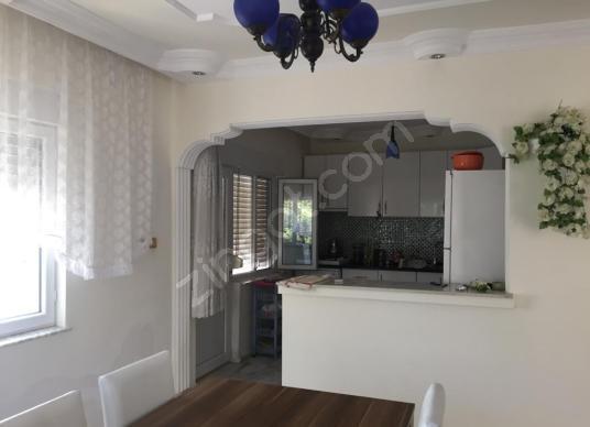 Seferihisar Sığacık'ta Satılık 4+1 Deniz Manzralı Villa - Mutfak