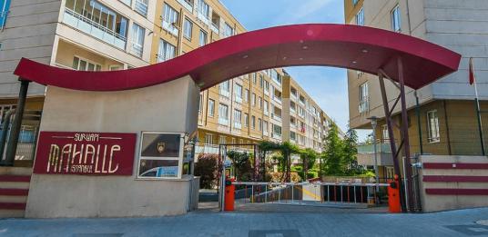 Suryapı Mahalle İstanbul Sitesi Köşe 3+1 Fırsat Daire