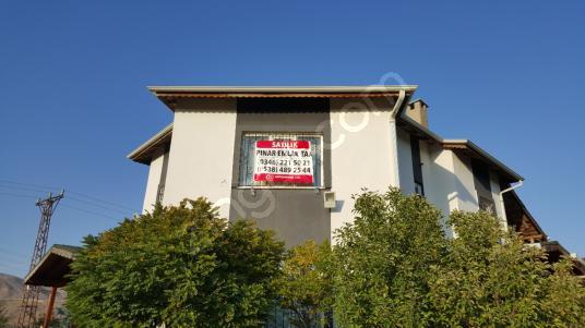 Pınar Emlaktan Sivas Merkez Çökende Satılık Villa