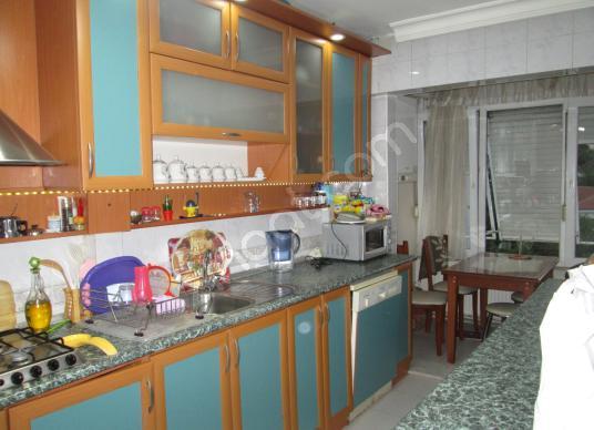 Mehmetçik Bulvarı Üzerinde Satılık 3+1 Aydınlık Ferah Daire - Mutfak