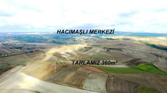 Arnavutköy Hacımaşlı'da imarlı Kanal İstanbul Manzaralı Arsa.. - Arsa