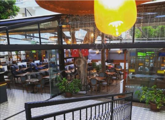 Alanya Damlataş Caddesi'nde Devren Kiralık Nargile Cafe!