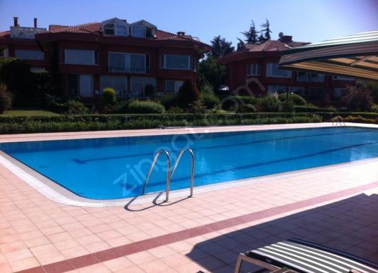 Yeniköy Poyraz Villaları Satılık Manzaralı Lüx Villa