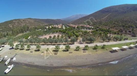 Karaburun küçükbahçede çok özel sitede Satılık Villa Egetan - Manzara