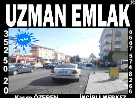 UZMAN EMLAKDAN İNCİRLİ MH. İŞLEK CD ÜZERİNDESATILIK 175M2 DÜKKAN - Logo