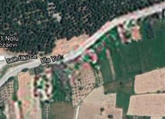 Muğla Ula Alparslan da 1090m2 satılık Tarla - Harita