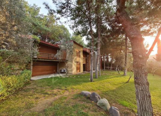 Urla Kalabak'ta, Ormanın İçinde Gizli Cennet REZERVE'den - Bahçe