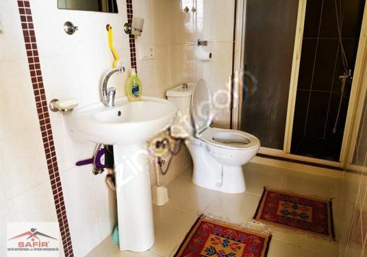 GÜNCEL^SAFİR'den Kampüs Yakını Emsallerin'den Büyük Eşyalı Daire - Tuvalet