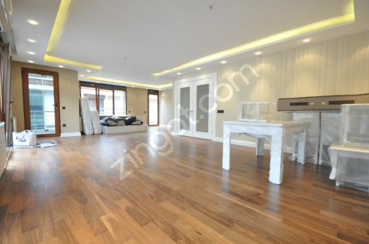 Next House'dan Özel Asansör'lü 5+2 270M2 Ultra Lüx,Daire - Salon