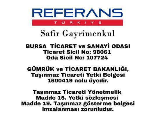 RT SAFİR'DEN 23 NİSAN MAH. BUTİK SİTEDE 2+1 ARAKAT DAİRE